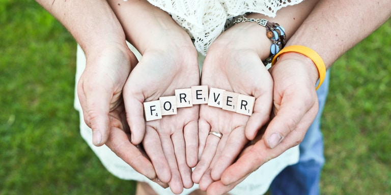 How To Love Someone Forever
