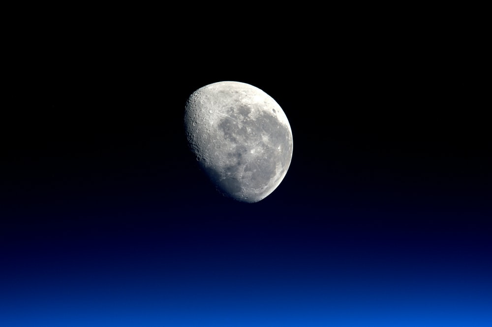 Moon close-up by NASA photo by NASA (@nasa) on Unsplash