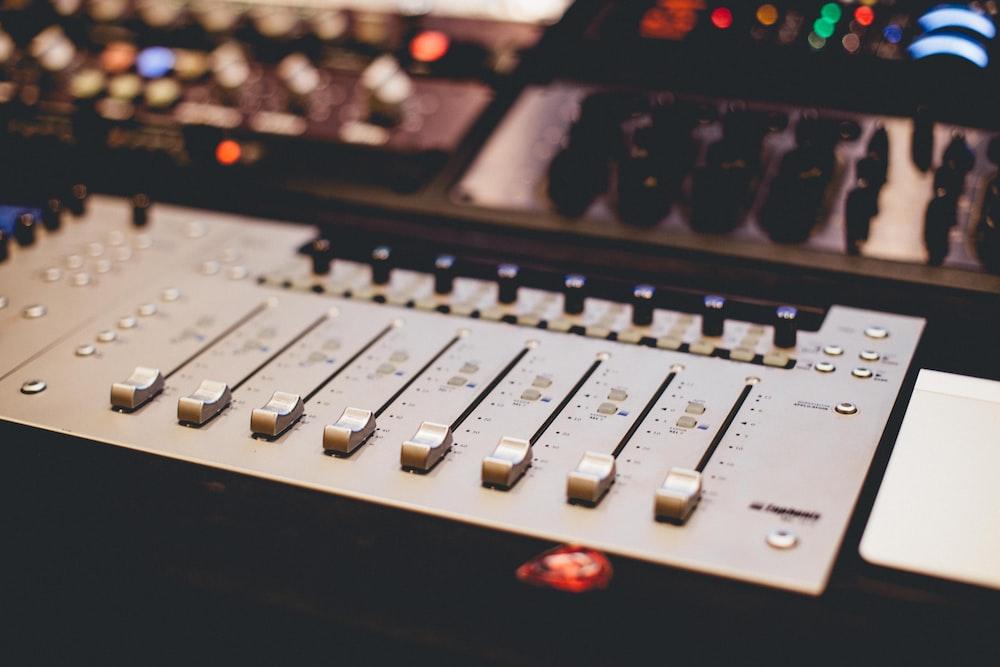 audio control on volume down