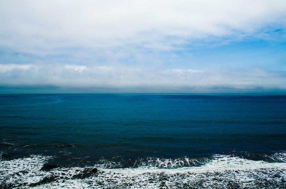 wave of beach