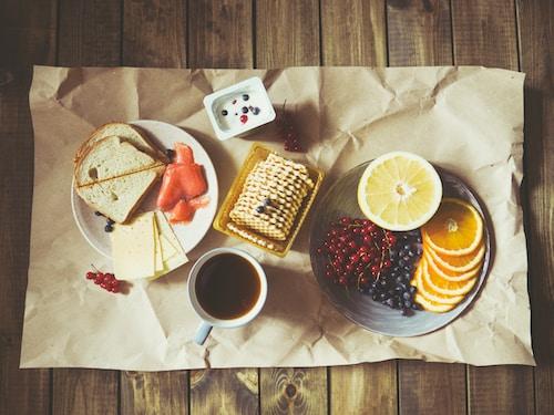 Sunrise Breakfast Vidigal