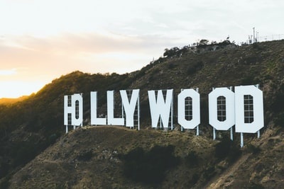hollywood, california california teams background