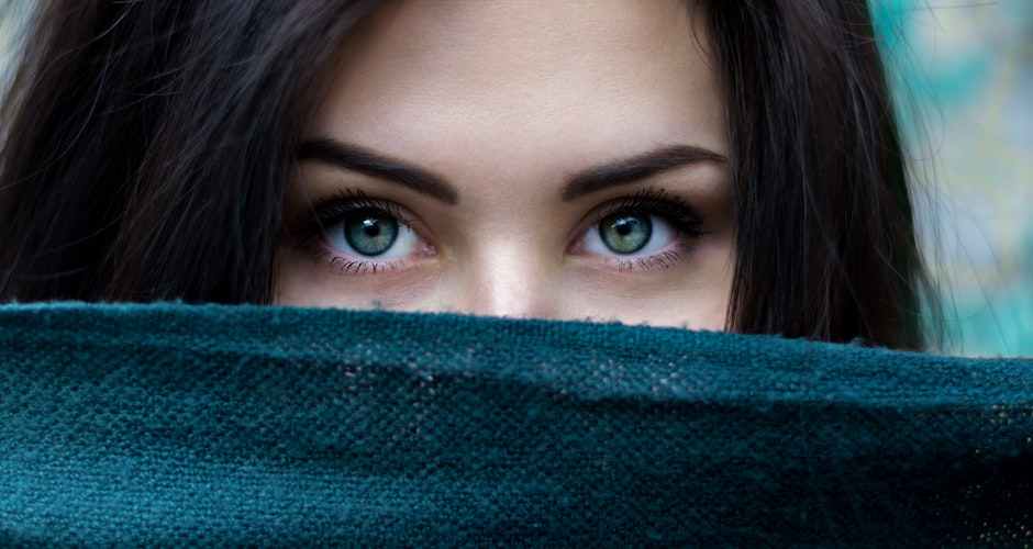 The eyes are one of the more important aspects of a photo.