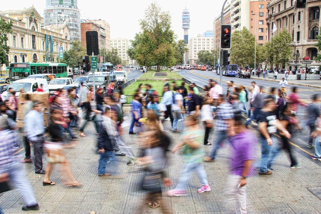 timelapse photo of <b>people</b> passing the street photo – Free <b>People</b> ...