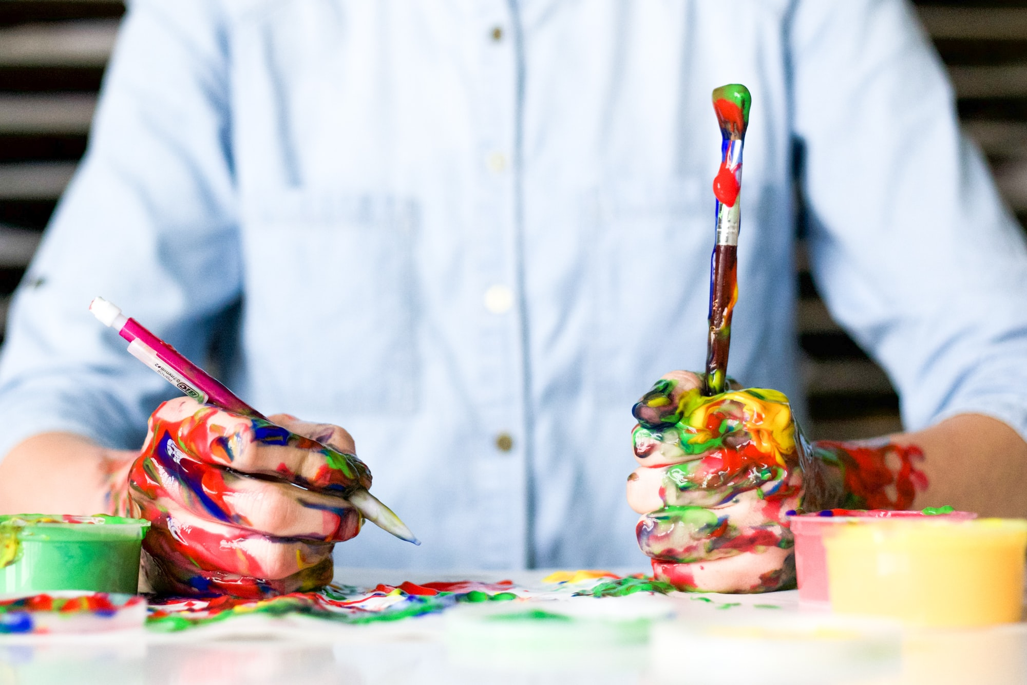 """CreArt携手YKLM呈现""""第四届加拿大青少年创意绘画设计大赛"""" 佳作公益拍卖+颁奖典礼直播"""