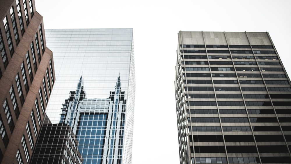 high-rise buildings photo during daytime