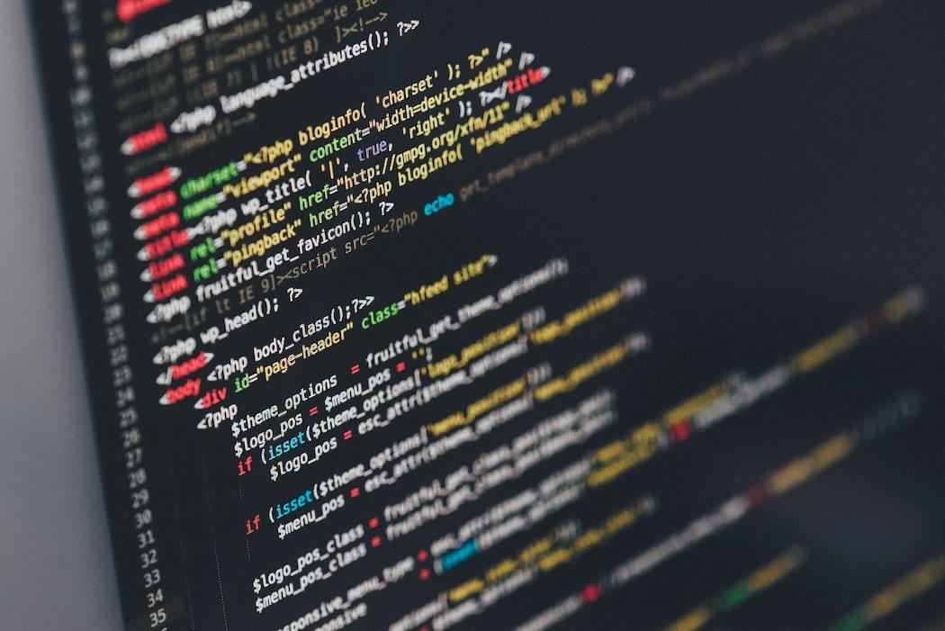 Wir sind umgeben von Code