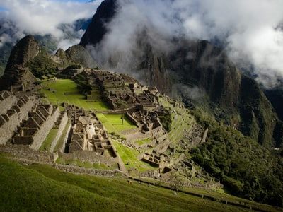 What happens to Machu Picchu when the tourists disappear?