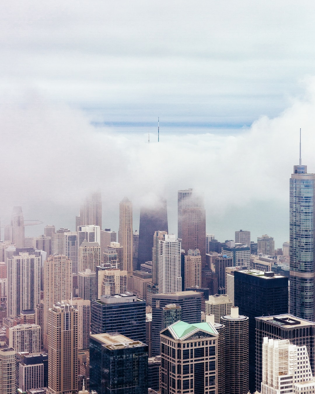 Fog Over Chicago
