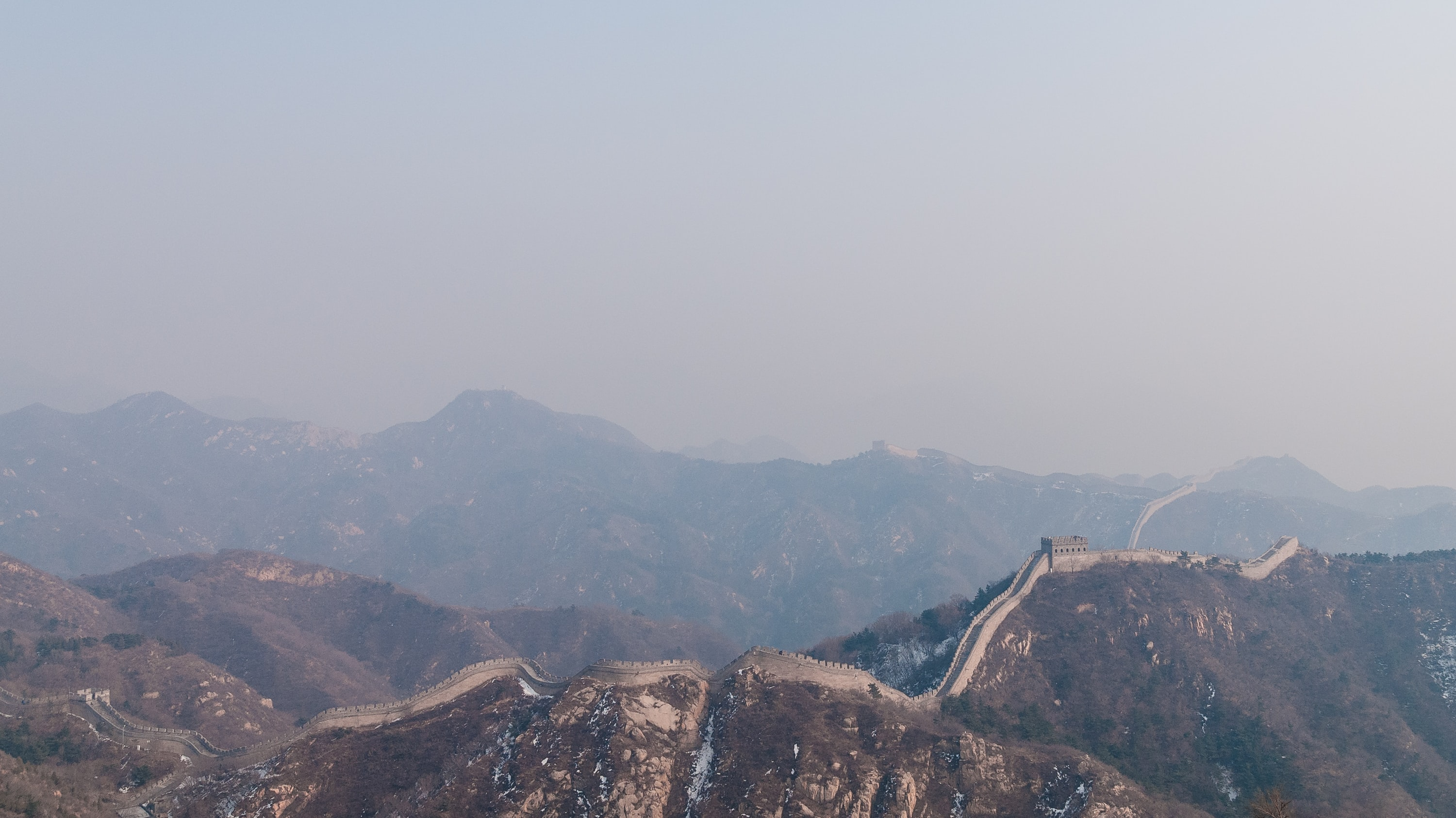 photo of Great Wall, China