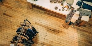 Go clothes shopping