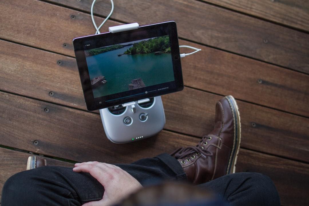 iPad screen display stand