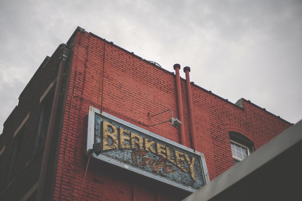 red Berkeley building