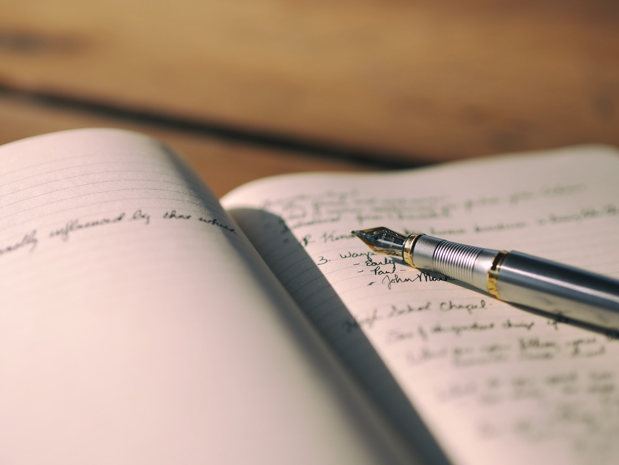 How Journaling Helps Wellbeing