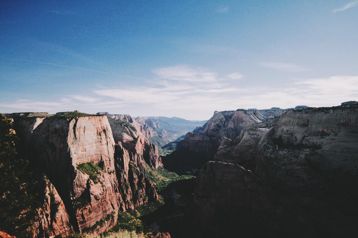 Most Popular US National Parks