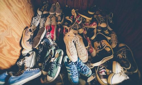 i like your shoes pickup line