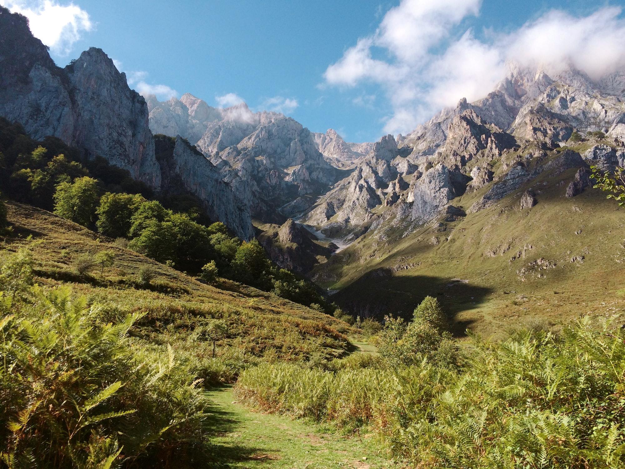 Cantabria, viajes en tren