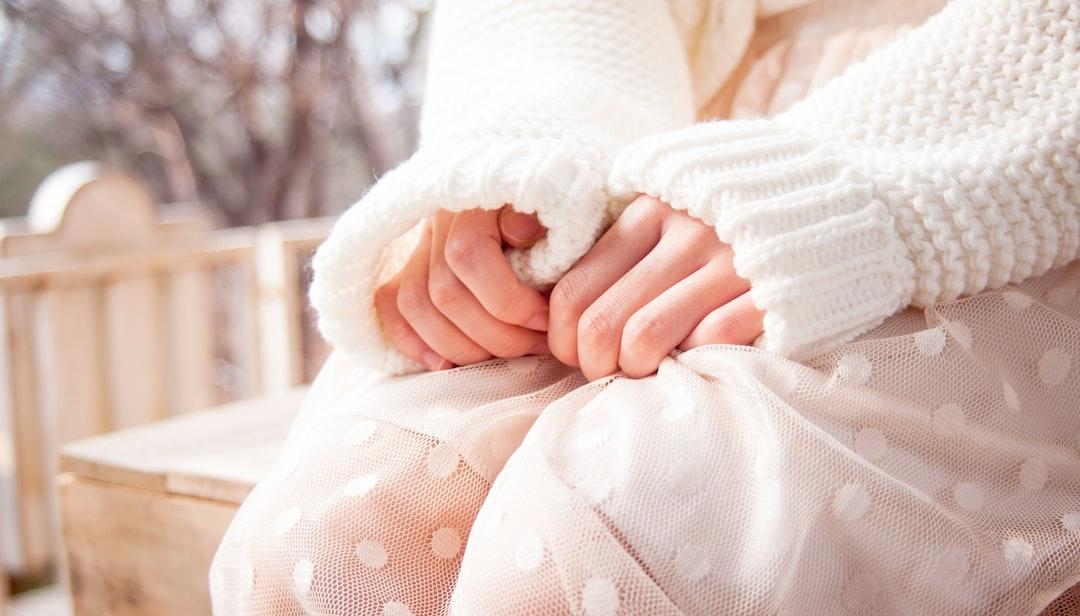 Korea white clothing