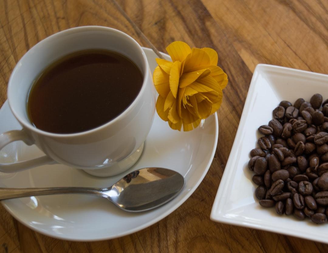 Открытка февраля, картинки с изображением кофе и чая