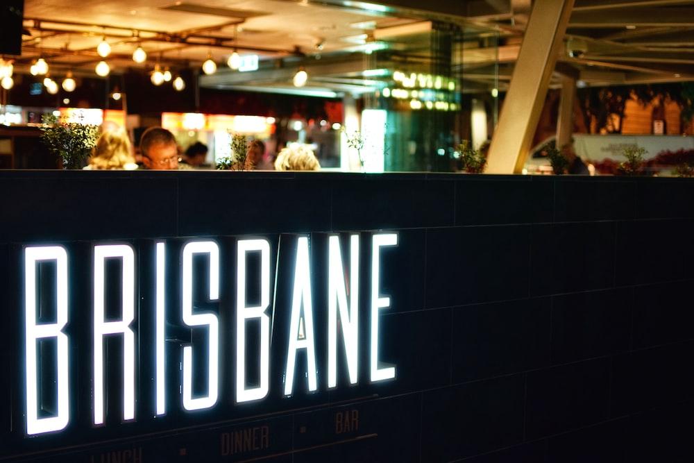 Brisbane signage