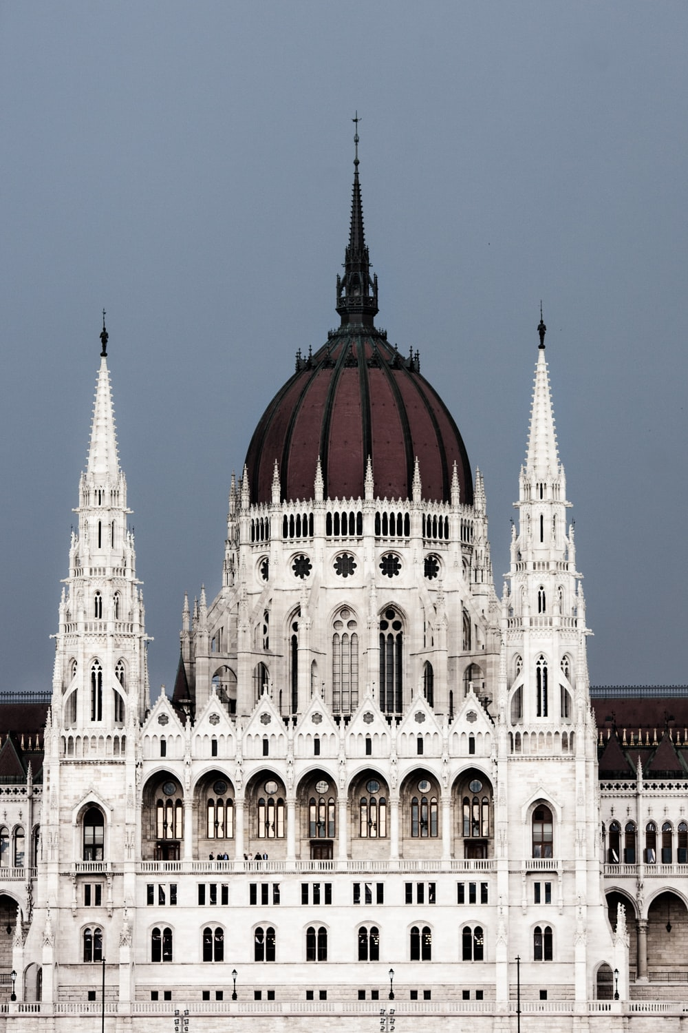 white and brown cathedral during daytime