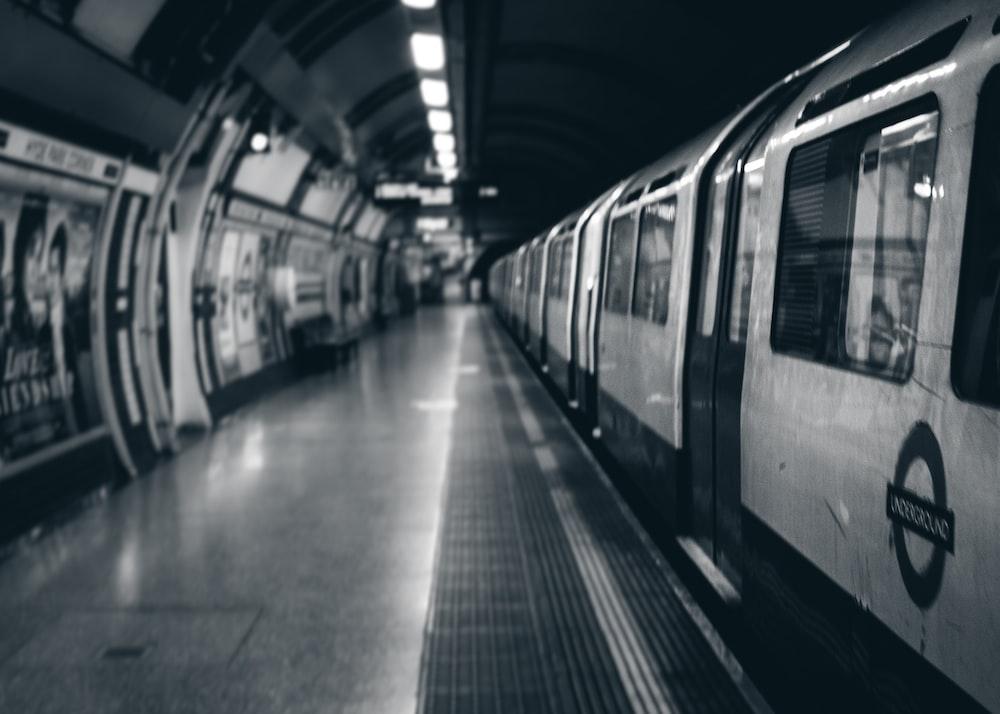 closed train doors