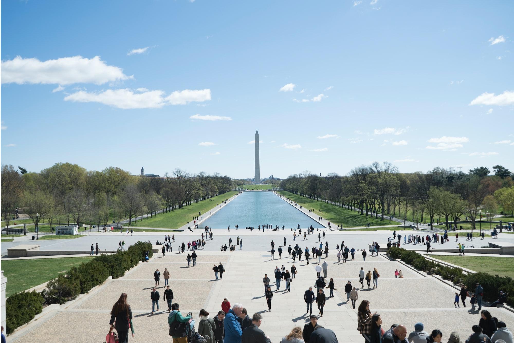Washington DC vacation with HomeExchange