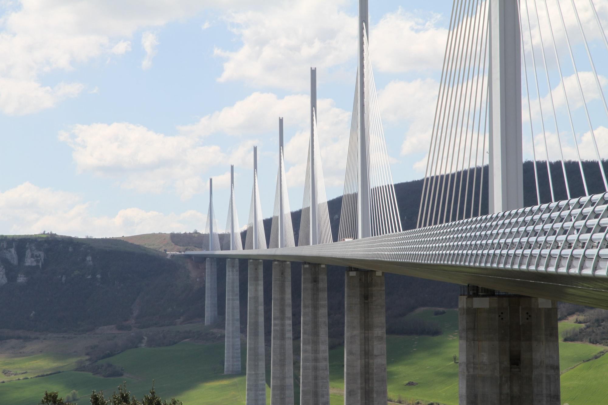 Viaduc de Millau Bridge