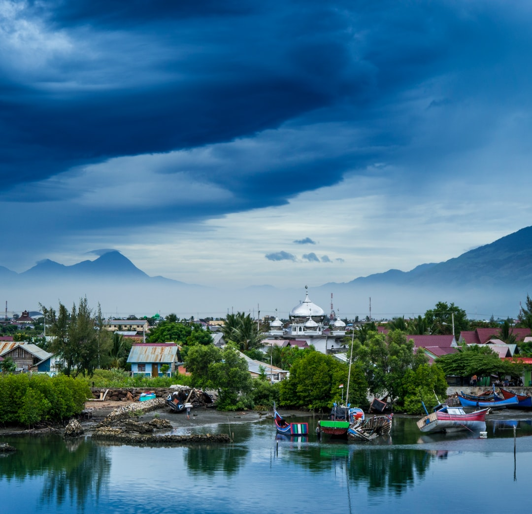 Book Your Trip To Banda Aceh Indonesia Landmark Experience By Olya Wijaya