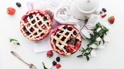 Fall Treats - Po t Pie Edition