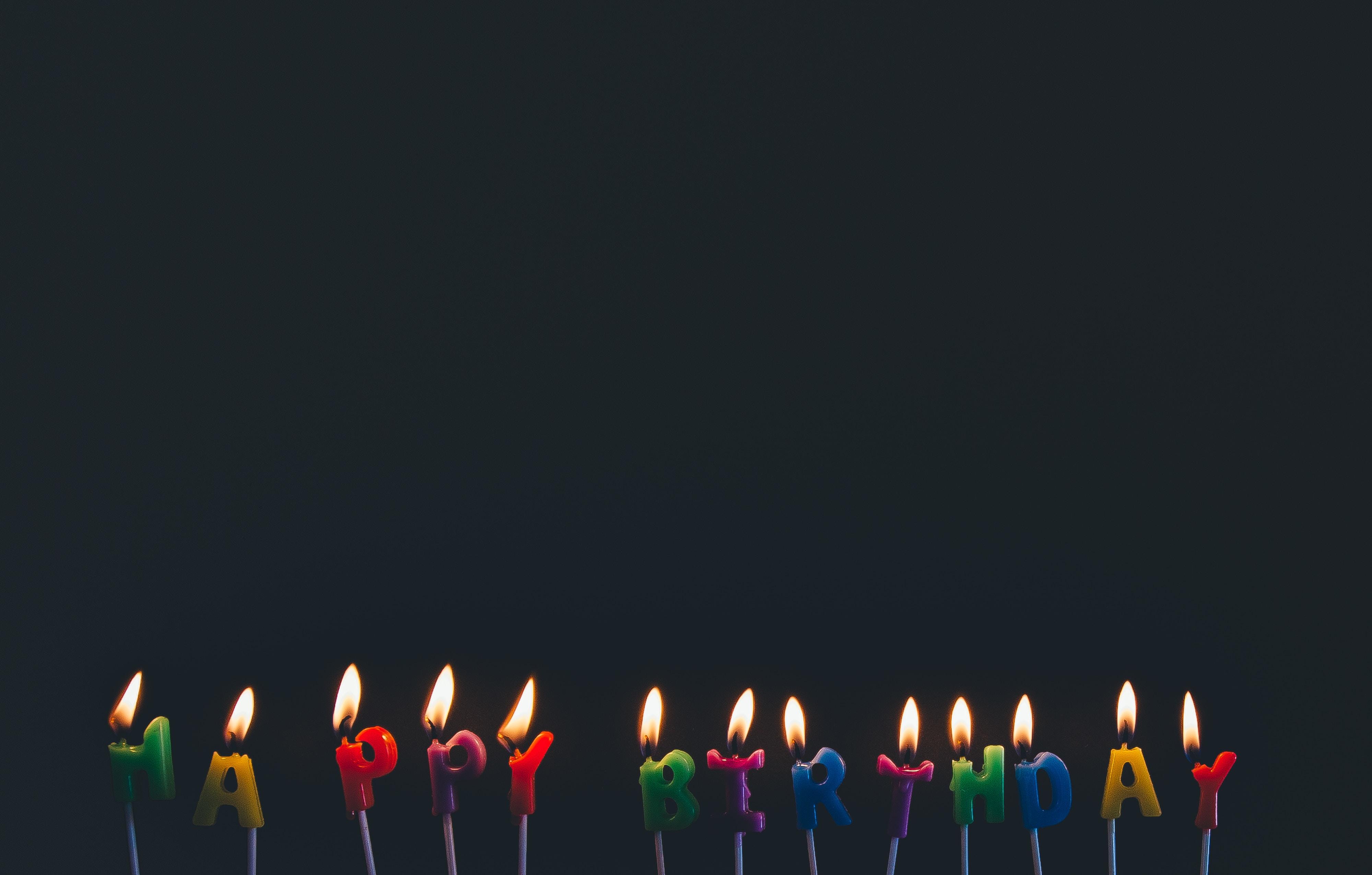 My birthday stories