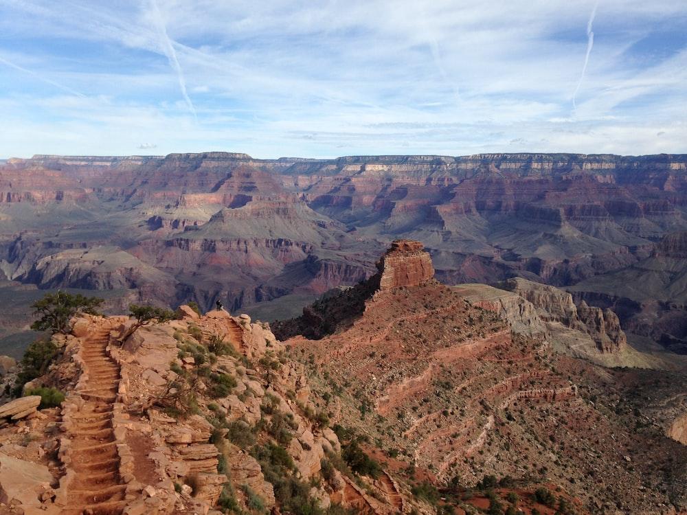aerial view Grand Canyon, Arizona nature photography