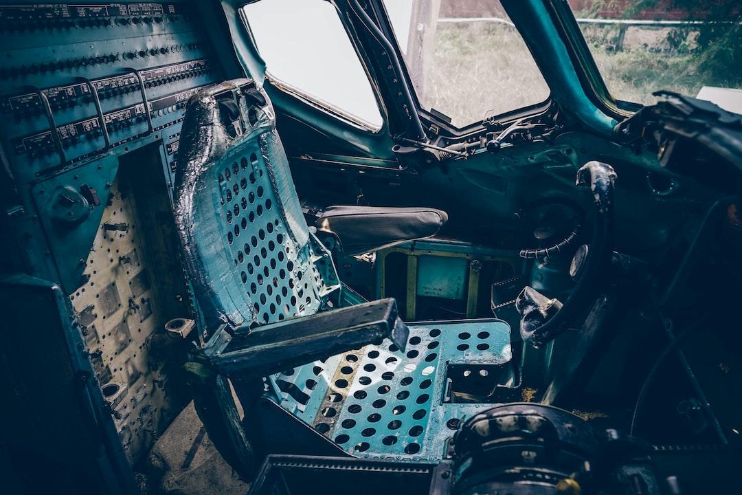 Bangkok stripped car seat