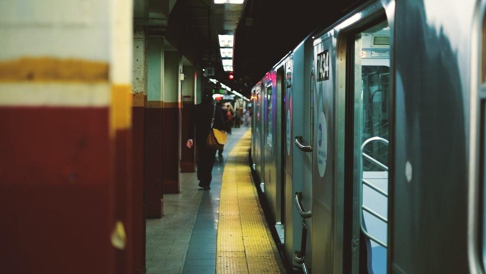 photo of train