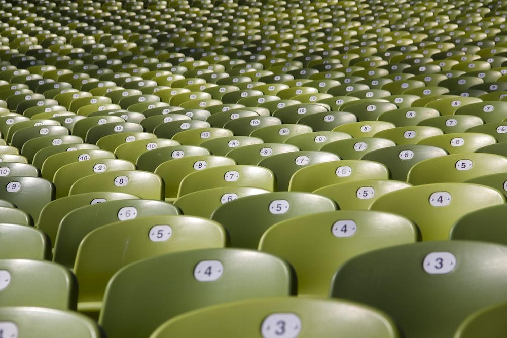 green chair lot