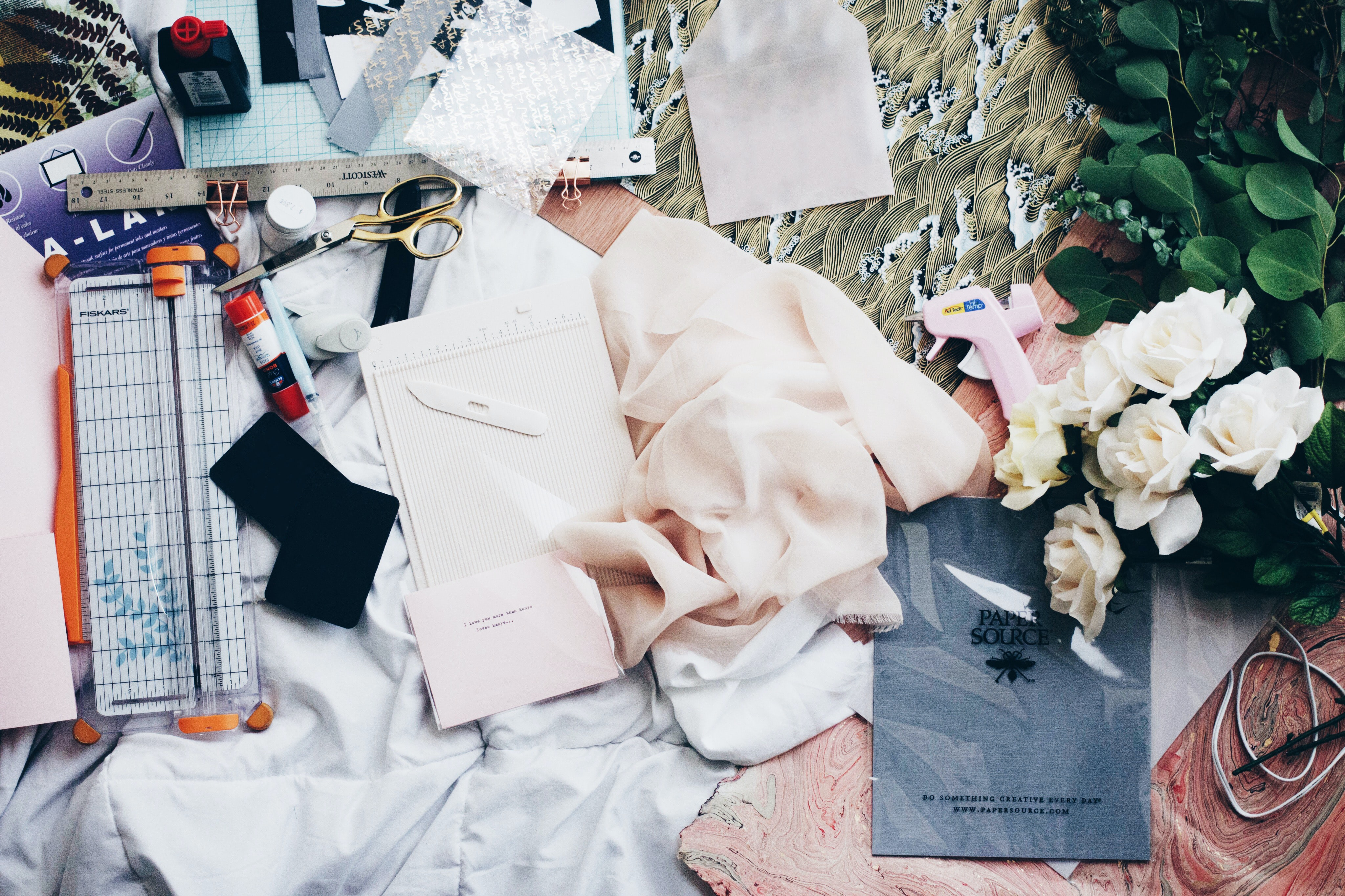 Clothes are more than fashion and assembly factories - they are made out of cloth, and that comes from somewhere.