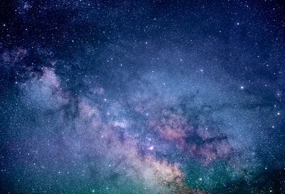 blue and purple galaxy digital wallpaper star zoom background