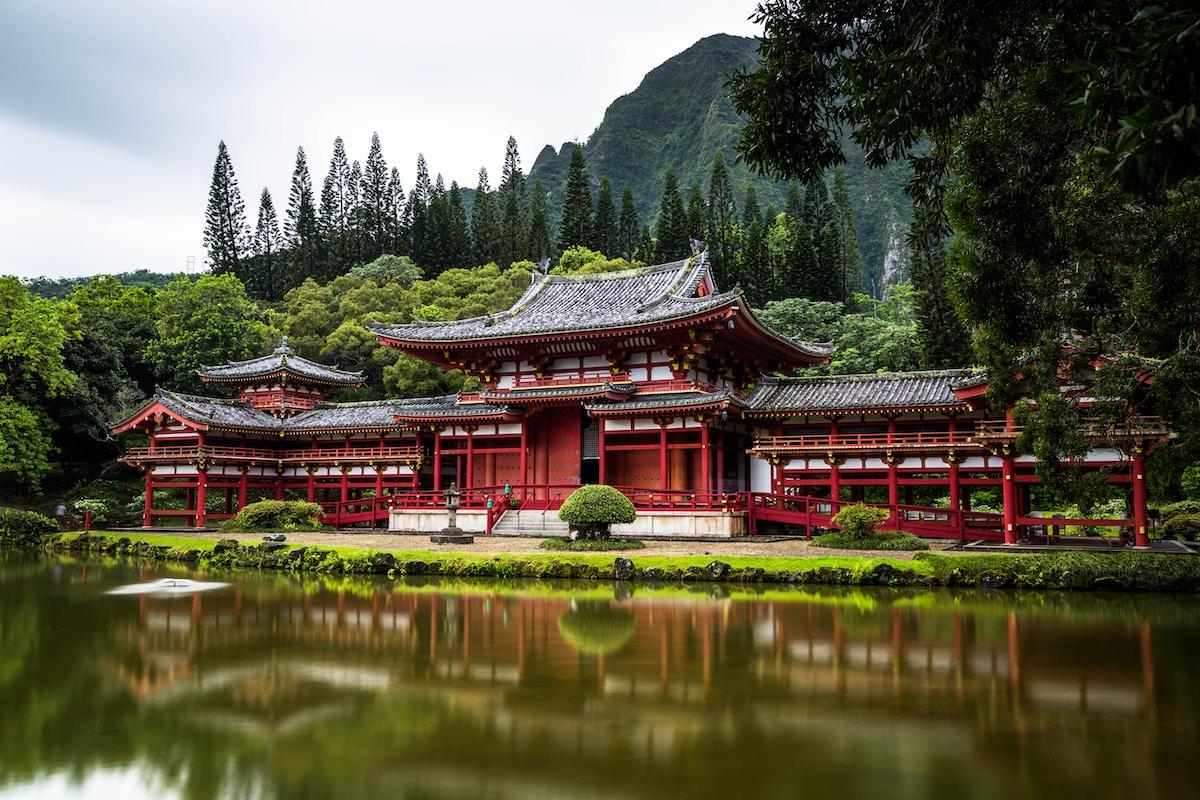 Rural Japan is worth visiting.