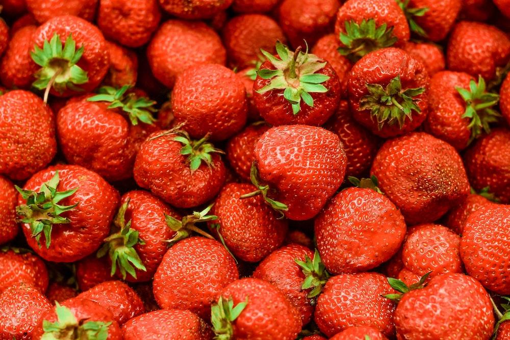 strawberry lot