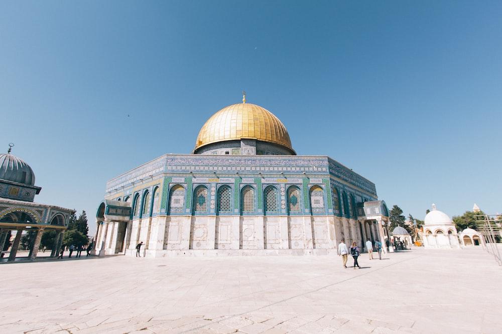 Jewel of The Dome, Jerusalem