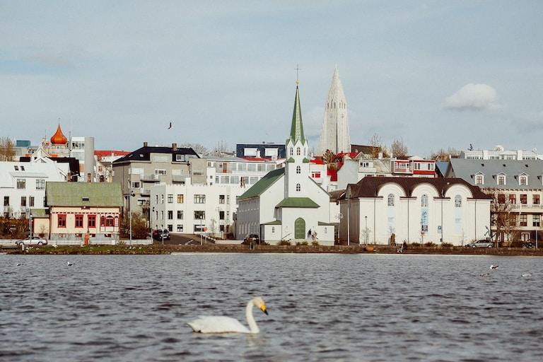 Capitale Reykjavik Islande