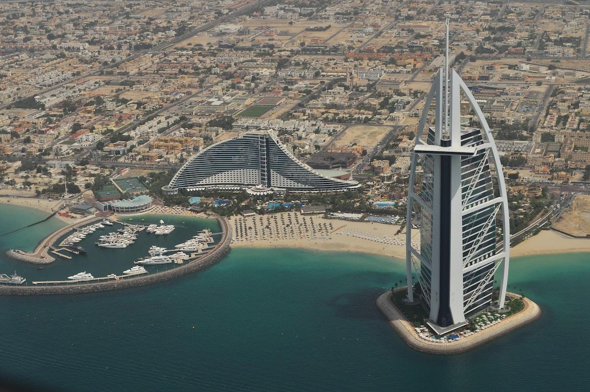 Burj Al Arab - Places to Visit in Dubai
