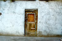 Closed Door hope stories