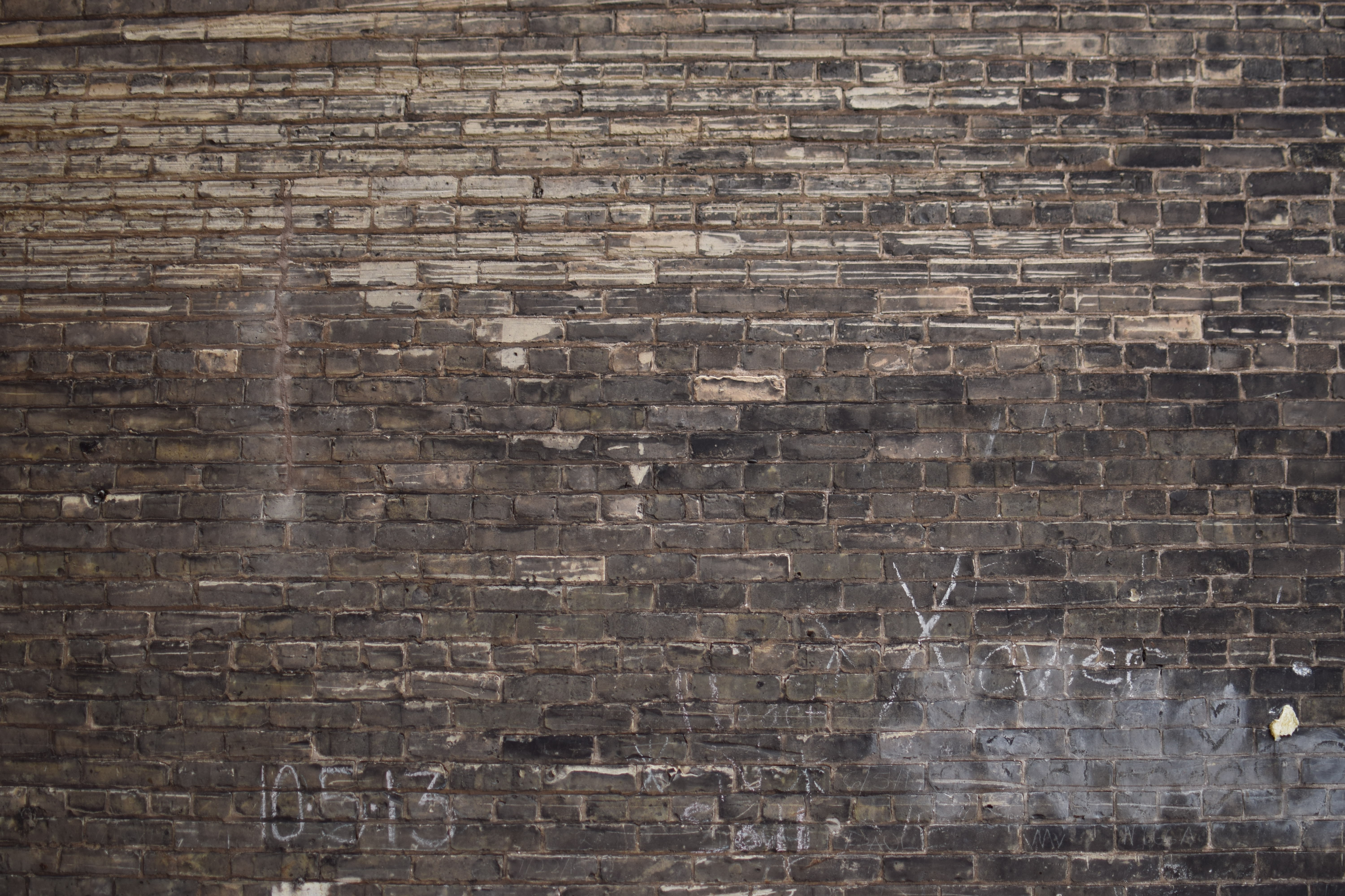 brown concrete brick wall