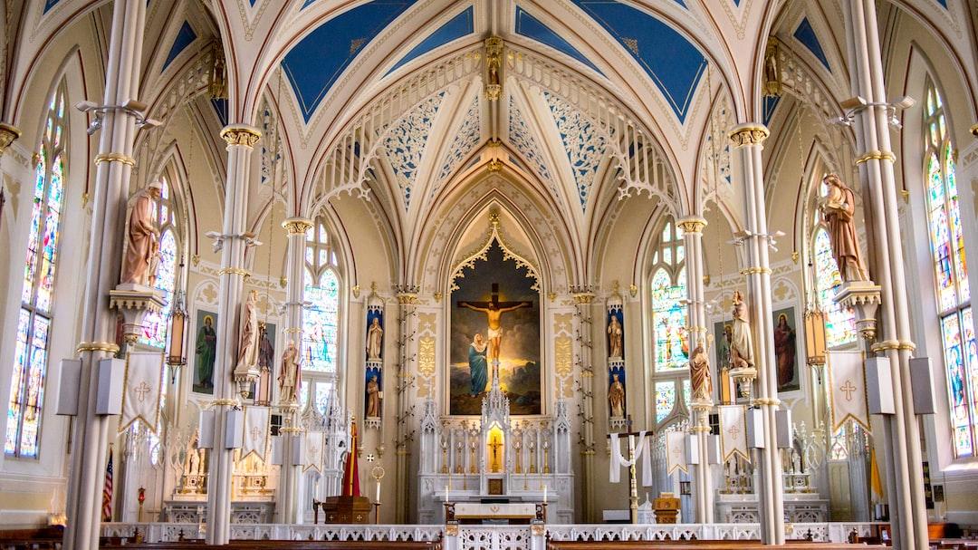 church <b>interior</b> photo – Free Church Image on Unsplash