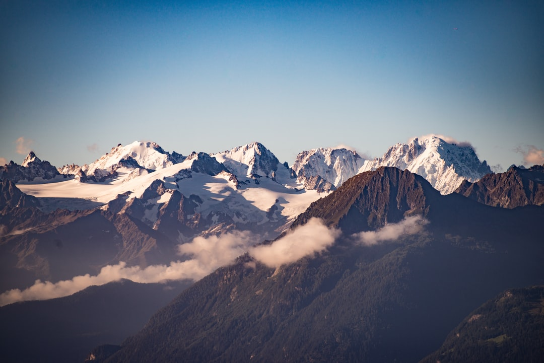 Summits in the sky