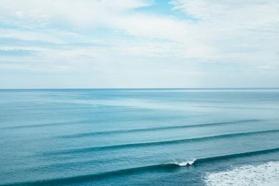 Mahia ocean waves