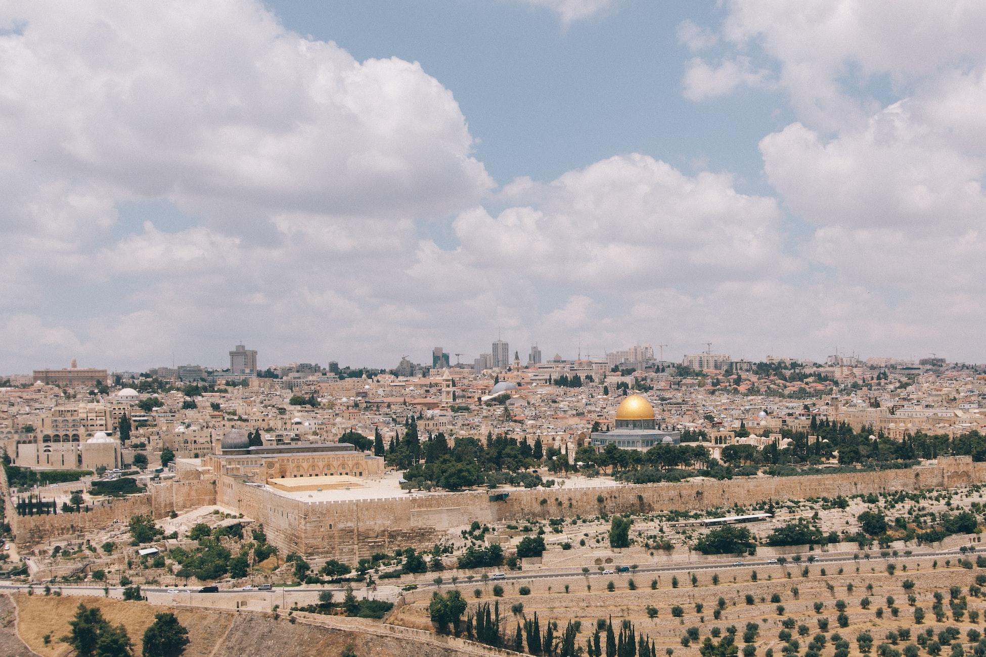 siti UNESCO nel mondo più belli Gerusalemme israele