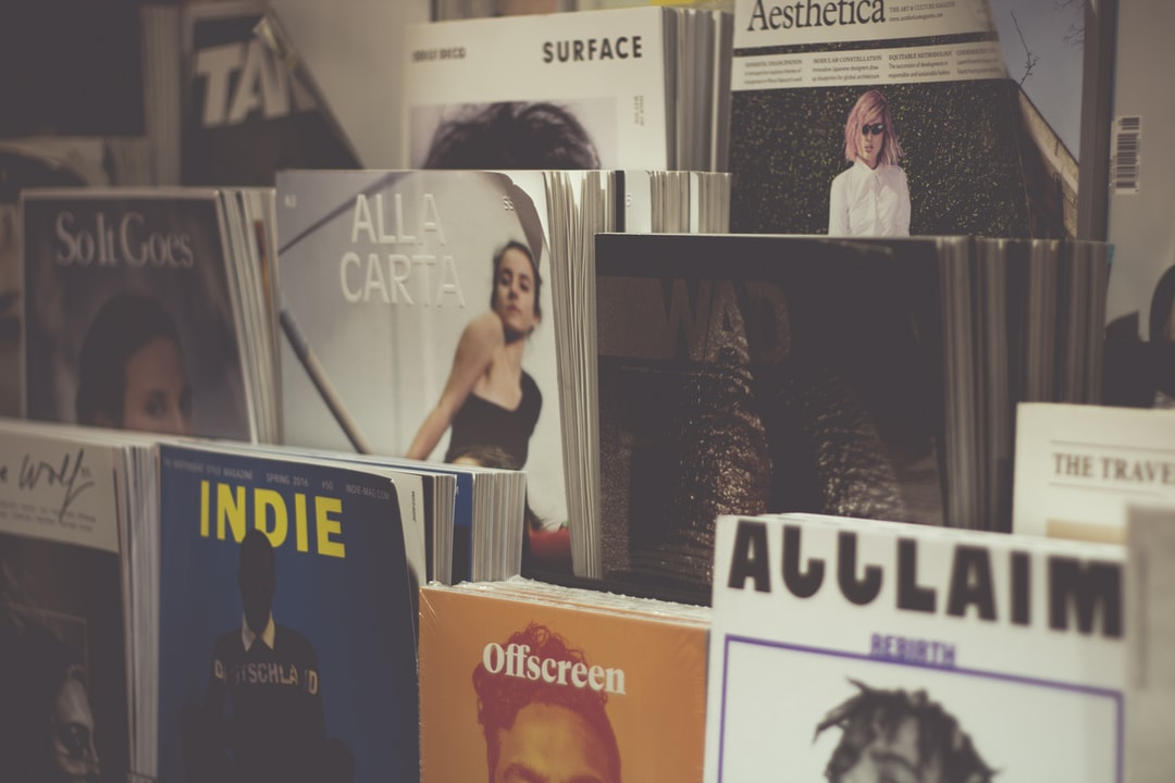 Art and culture magazines