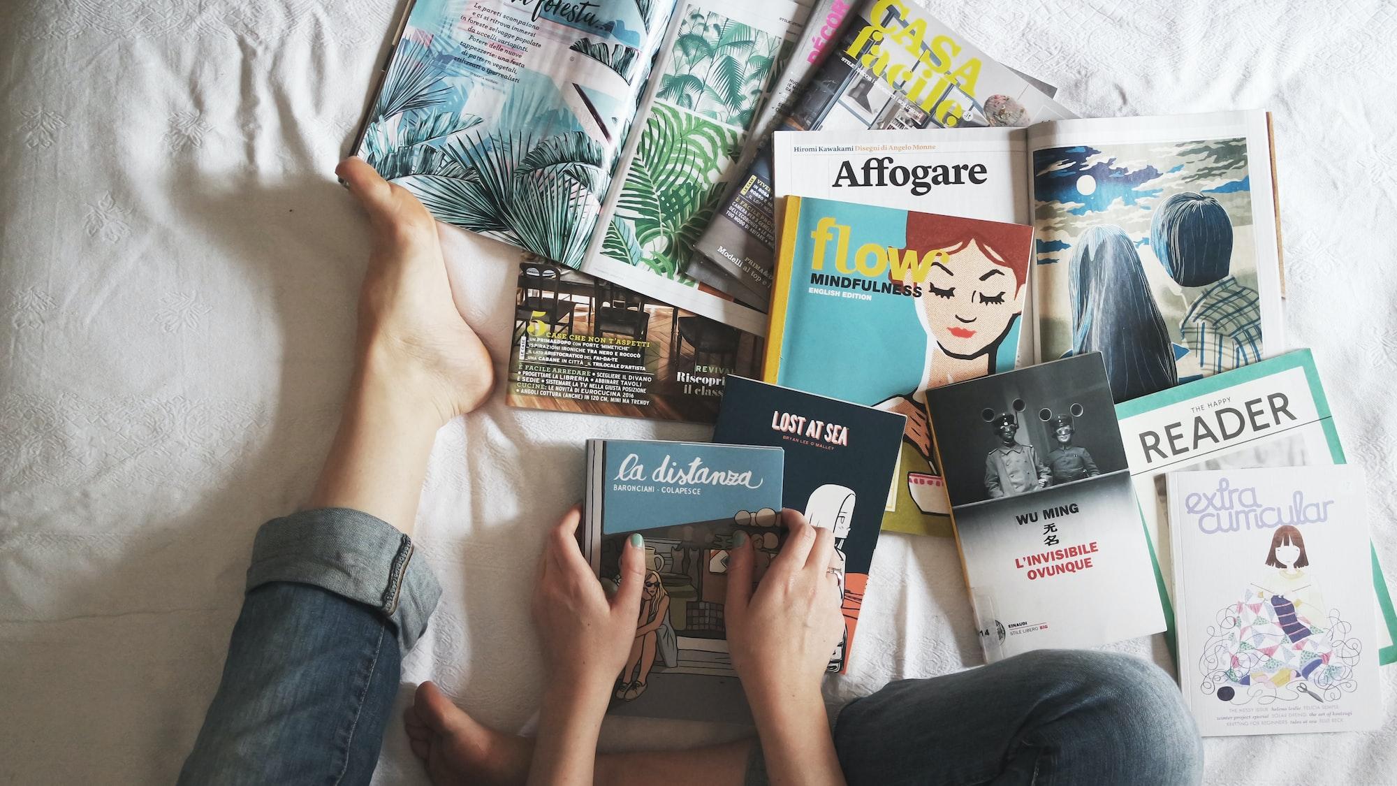 Das Magazin der starken Mütter - Inhalte, die dich stärken!